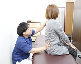 肩こりの原因の検査画像