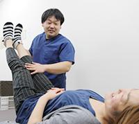 坐骨神経痛のチェック方法
